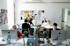 light years beyond cubes open airy shared workspace office workspace flow pinterest light year advertising agency and advertising advertising agency office