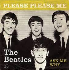 「1963, beatles please please me album put on sales」の画像検索結果