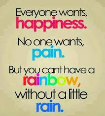 Image result for nobody likes rain quote