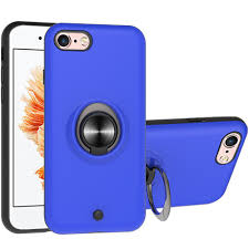 <b>Magnetic Stand</b> Silicone Finger <b>Ring Case</b> for IPhone 11 Pro XS ...