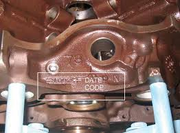 pontiac 400 428 455 engine codes patterson coachworks note blocks only 2 mounting holes or pads for the motor mounts per side is from 1969 and older blocks 5 or 3 mounting holes or pads for the