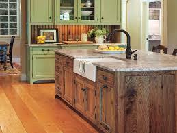 build kitchen island sink: ideas terrific kitchen island with sinks