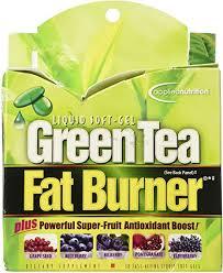Applied Nutrition Green Tea Fat Burner - 30 Liquid ... - Amazon.com