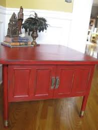 annie sloan emperors silk red chalk paint coffee table chalk paint coffee table