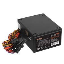 <b>Блок питания</b> 450W <b>Exegate M450</b>, SFX, black, 8cm fan, 24p+4p, 2 ...