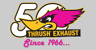 Mufflers - Thrush® Exhaust, Making Hot Rods Hotter Since 1966™