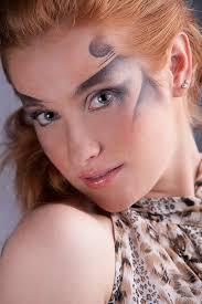 Modèle : <b>Delphine Berdiel</b> MUA &amp; Hair : Mélanie Pérodeaud - hi0ff61hmc