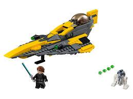 Anakin's Jedi Starfighter™ <b>75214</b> | <b>Star Wars</b>™ - <b>Lego</b>