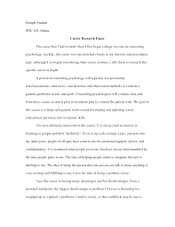 research paper essays future career goal essays