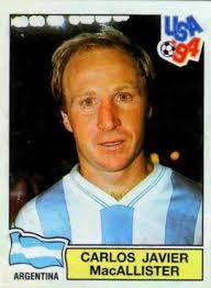 ... que para aquella gesta heroica se necesitó la presencia del mejor lateral izquierdo del fútbol doméstico por aquel entonces: Carlos Javier Mac Allister. - macallisterausa94