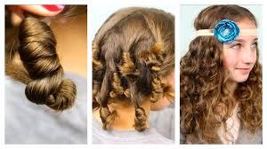 elegant cute easy hairstyles for curly hair 73 for your ideas with cute easy hairstyles for