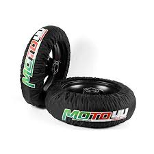 <b>MOTO4U</b> Tire Warmers Tyre Warmers Set Racing <b>Motorcycle</b> ...
