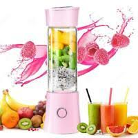 <b>600ML Electric Protein</b> Shaker Bottle Vortex Mixer Cup Portable ...