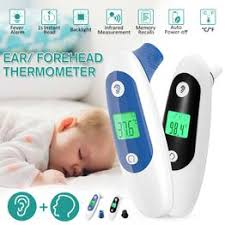 Muti-fuction Baby/Adult Digital Ear and Forehead Termomete ... - Vova