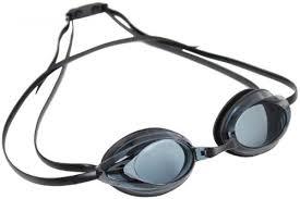 """<b>Очки для плавания Bradex</b> SF 0396 """"Спорт"""", черные, линзы серые"""
