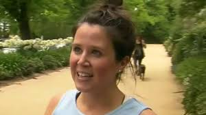 jogger takes interview question too literally fox news video