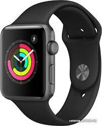 <b>Умные часы Apple Watch</b> Series 3 42 мм (алюминий серый ...