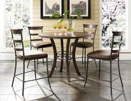 tabacon counter height dining table wine: ideas of carla  inch round counter height dining table