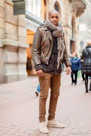 Biker Jacket & Corduroy #streetstyle in <b>2019</b> | Well dressed men ...