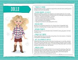 florida mom takes on doll industry a doll line that will give about the dolls
