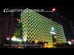 led digital tube light for building facade lighting youtube building facade lighting