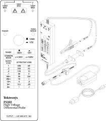 P5200В ысоковольтный дифференциальный пробник ...