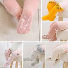 <b>Toddler Kids</b> Cute Animal Footprints Striped Stocking Tights <b>Baby</b> ...