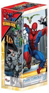 <b>Пазл Step puzzle</b> Plastic Collection <b>Marvel</b> Человек-паук (98037 ...