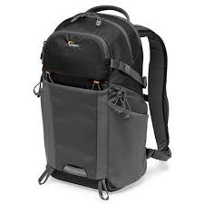 <b>Lowepro Photo Active BP</b> 200 AW Backpack - Black / Grey | Wex ...