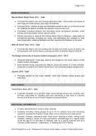 the best cv personal statement examples entrepreneur conference cv examples uk and worldwide cv examples uk 2016 cv examples uk personal statement cv examples