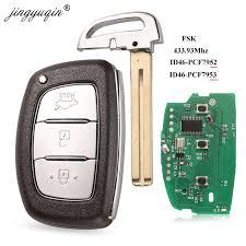 <b>jingyuqin</b> 3 Button 434 Mhz FSK <b>Smart Remote</b> Control Key for ...