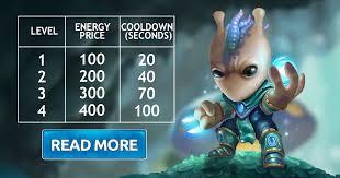 Energy and Skills | <b>Mushroom Wars 2</b>