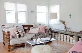 full size of living roomcharming apartment interior living space design chic upholstered daybed technique charming eclectic living room ideas