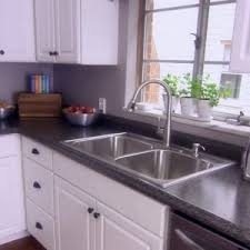 how to install laminate countertops with formica countertops and white cabinets plus glass window also tile appealing bathroom pendant lighting installed