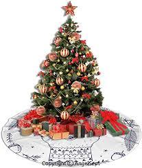 SfeatrutMAT Christmas Tree Skirt,Animal Decor ... - Amazon.com