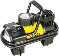 <b>Автомобильный</b> портативный <b>компрессор Качок K90</b> LED - цена ...