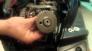 <b>Scooter</b> Big Bore - Chapter 8 - Installing Head, <b>Camshaft</b> and ...