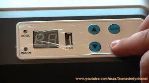 Обзор <b>автомобильного холодильника AVS</b> СС-24WB - YouTube