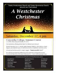 a westchester christmas concert trinity presbyterian church awc 2016 concert flyer