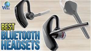 10 Best <b>Bluetooth Headsets</b> 2018 - YouTube