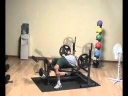 Силовая <b>скамья для жима Body</b> Solid GDIB-46L - YouTube