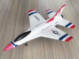 <b>Радиоуправляемый самолет CTF</b> 2.4G RC Airplane - KD144202 ...