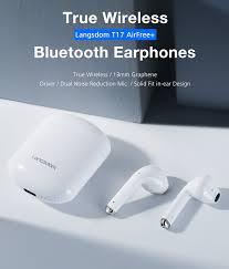 Langsdom <b>BT18 Bluetooth</b> Headphones Over Ear Wired&Wireless ...