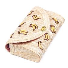 <b>YYW</b> Straw Crossbody <b>Bag</b>, Women Fruit Banana Cherry Crochet ...