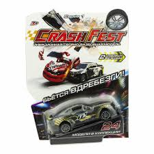 Машинка <b>1TOY CrashFest</b> Sky 2в1