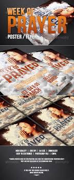 prayer breakfast flyer template com week of prayer of poster flyer