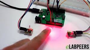 KY-008 <b>Laser</b> and <b>Laser Detector</b> - YouTube
