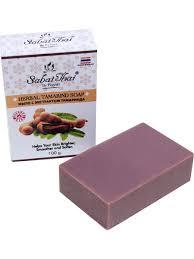 <b>Мыло с экстрактом</b> тамаринда 100 гр Sabai Thai Authentic SPA ...