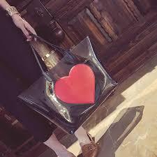 2018 <b>new summer</b> fashions, plastic handbags, single shoulder <b>bags</b> ...