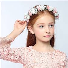 2019 <b>CXADDITIONS</b> Rose Carnation Peony <b>Flower</b> Crown Bridal ...
